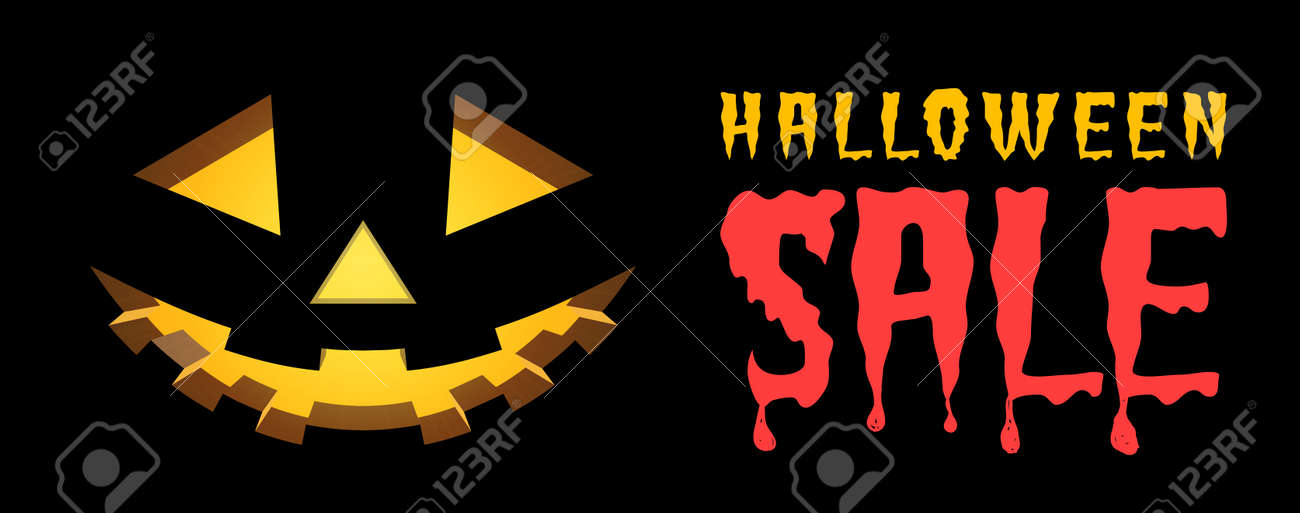 Halloween Background Banner 1024*795 transprent Png Free Download -  Silhouette, Text, Orange. - CleanPNG / KissPNG