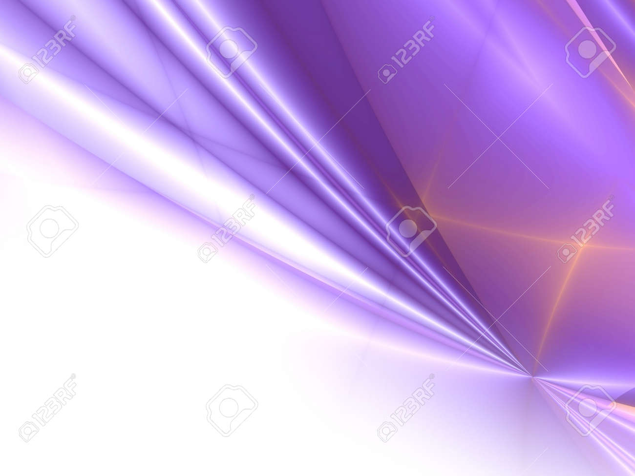 the gone into a detail represented fabric is in white and violet tones Stock Photo - 750391