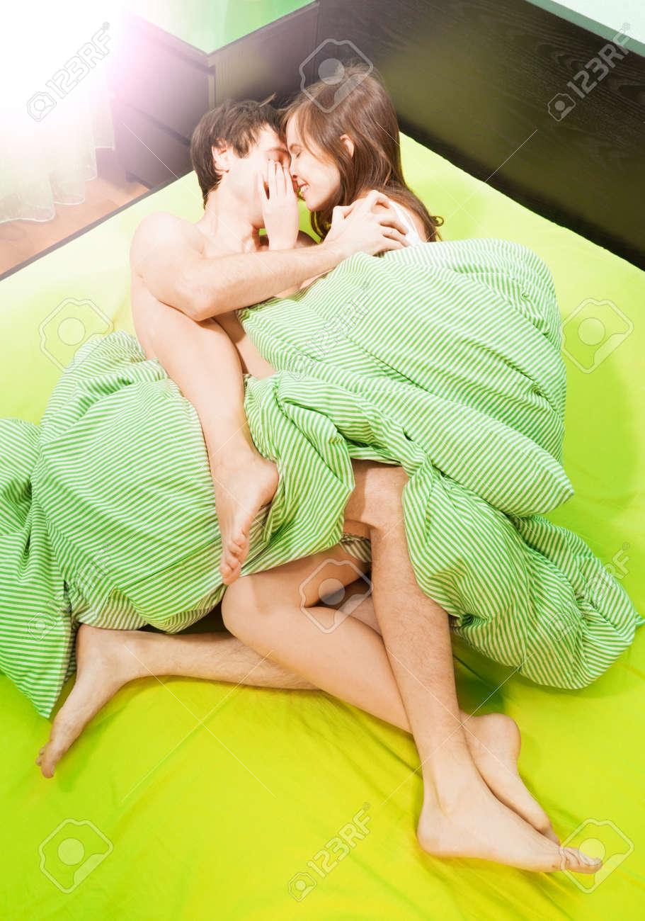 Sexy Paare machen Liebe