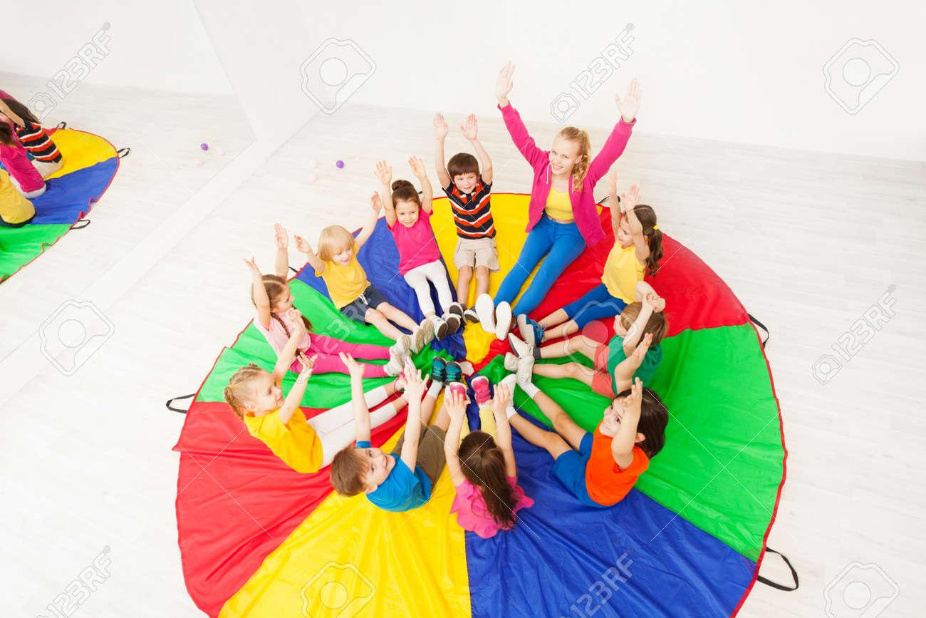 circle games for kids