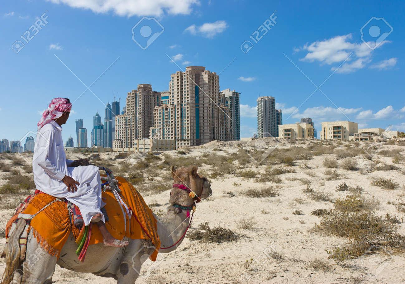 [Obrazek: 17128340-bedouin-on-a-camel-in-the-deser...orizon.jpg]