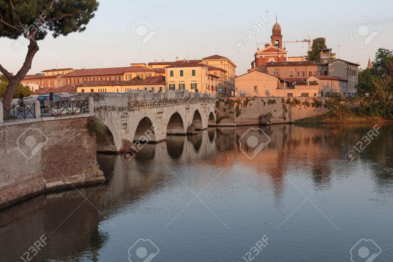 Bridge of Tiberius in Rimini - 31454378
