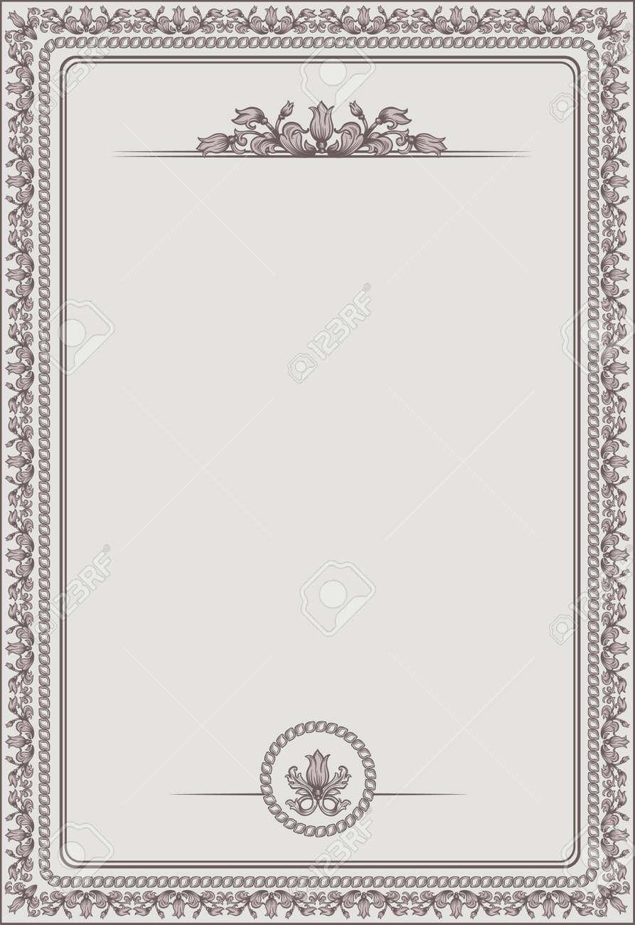 blank certificate paper - Jcmanagement.co