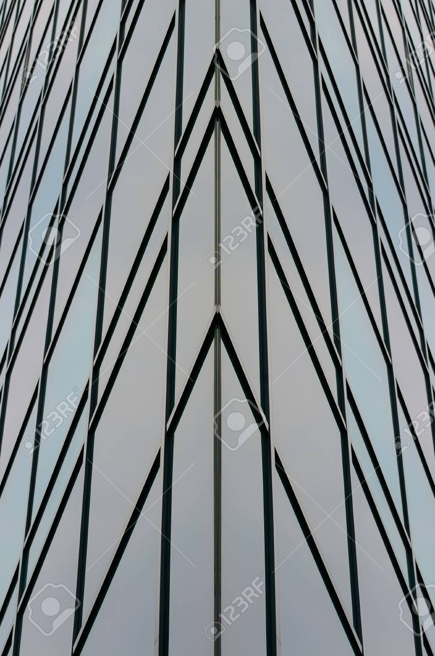 Modern building texture 2 Stock Photo - 6967830