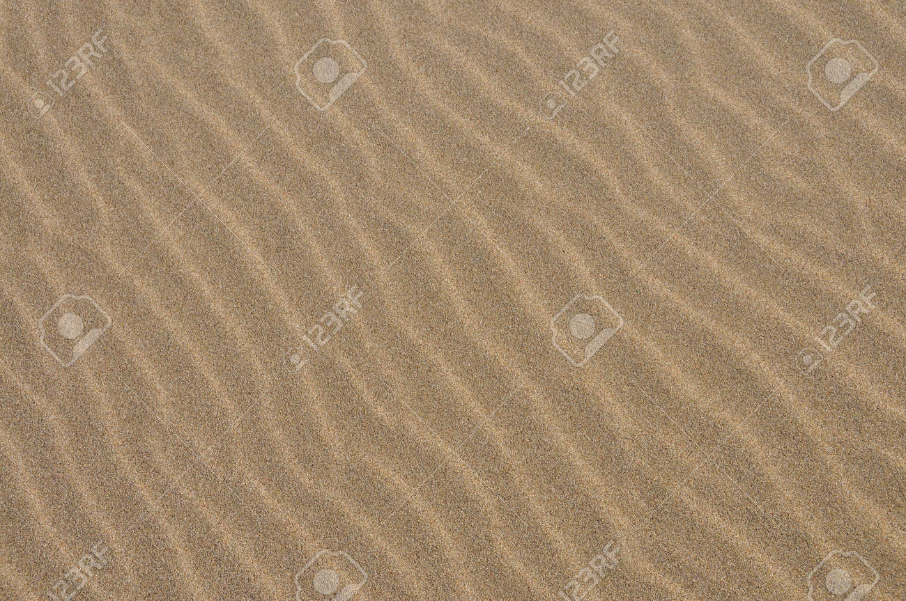 Sand pattern, interesting abstract texture - 12465559