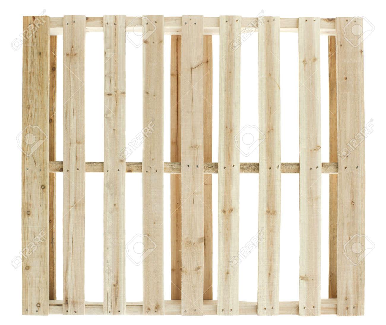 Wooden Platforms For The Transportation