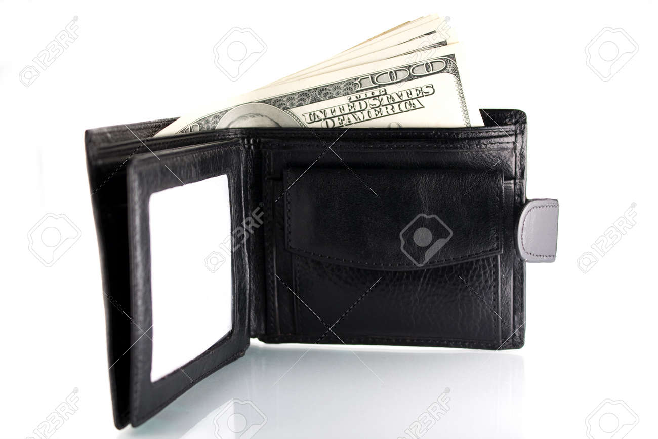 Pocket-book with a money - 16097622