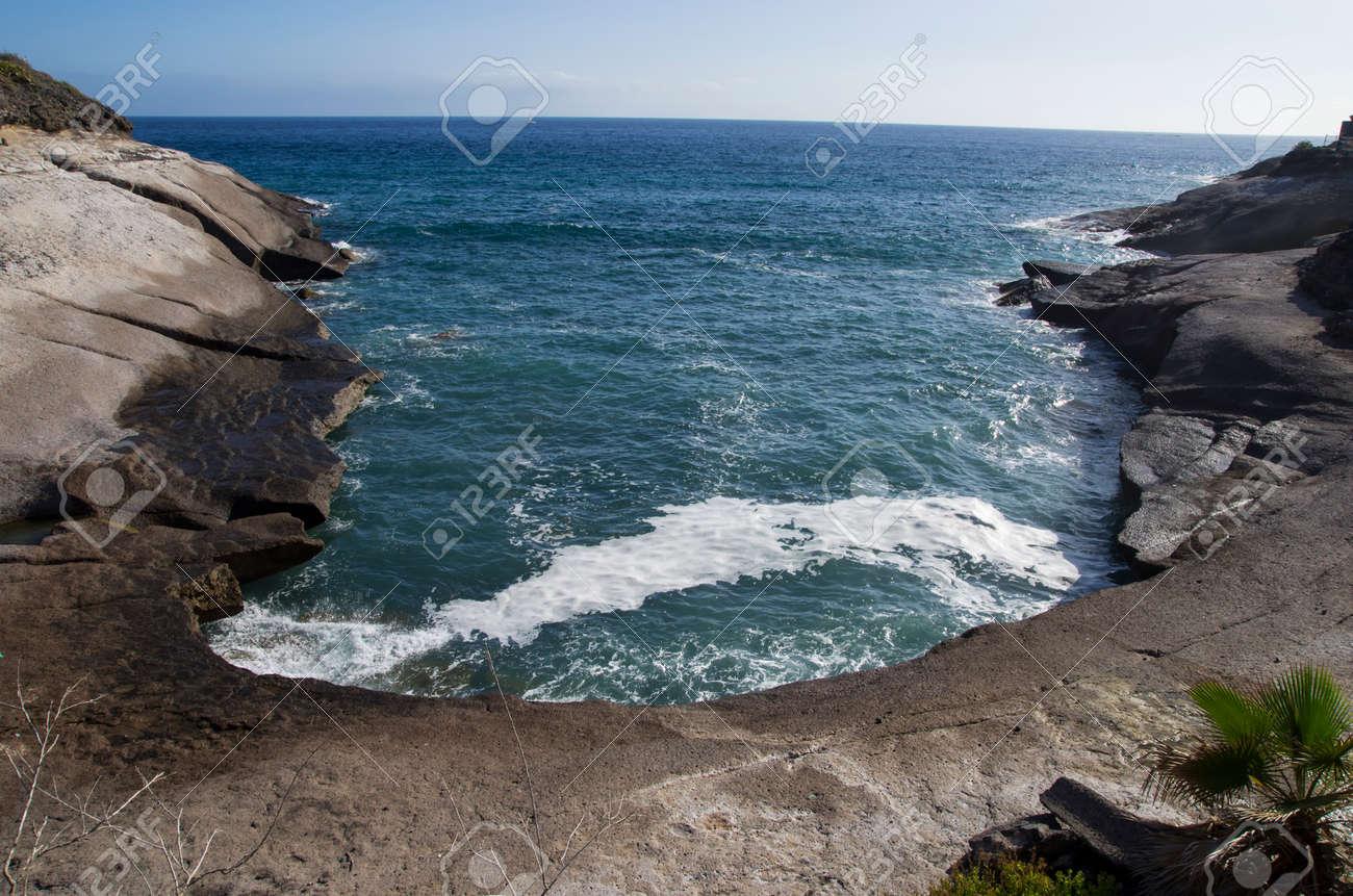 Stone Bay on the Tenerife Coast - 150500608