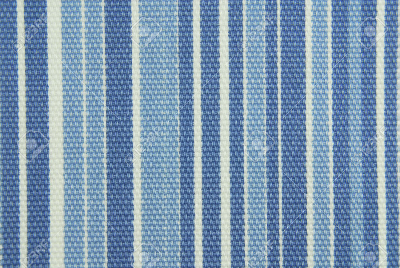 blue blanket texture. Blue Striped Fabric Texture Blanket