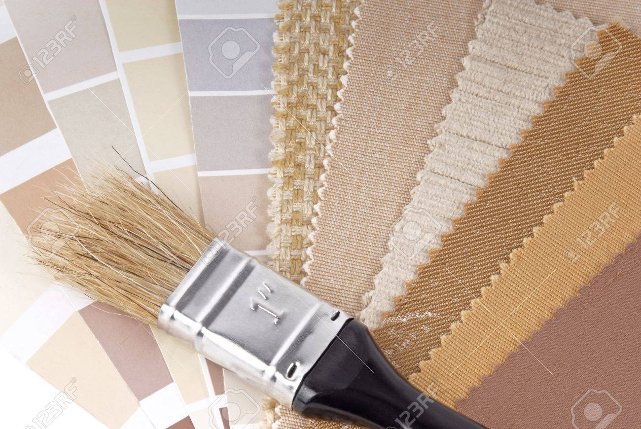 color decoration selection Stock Photo - 17982897