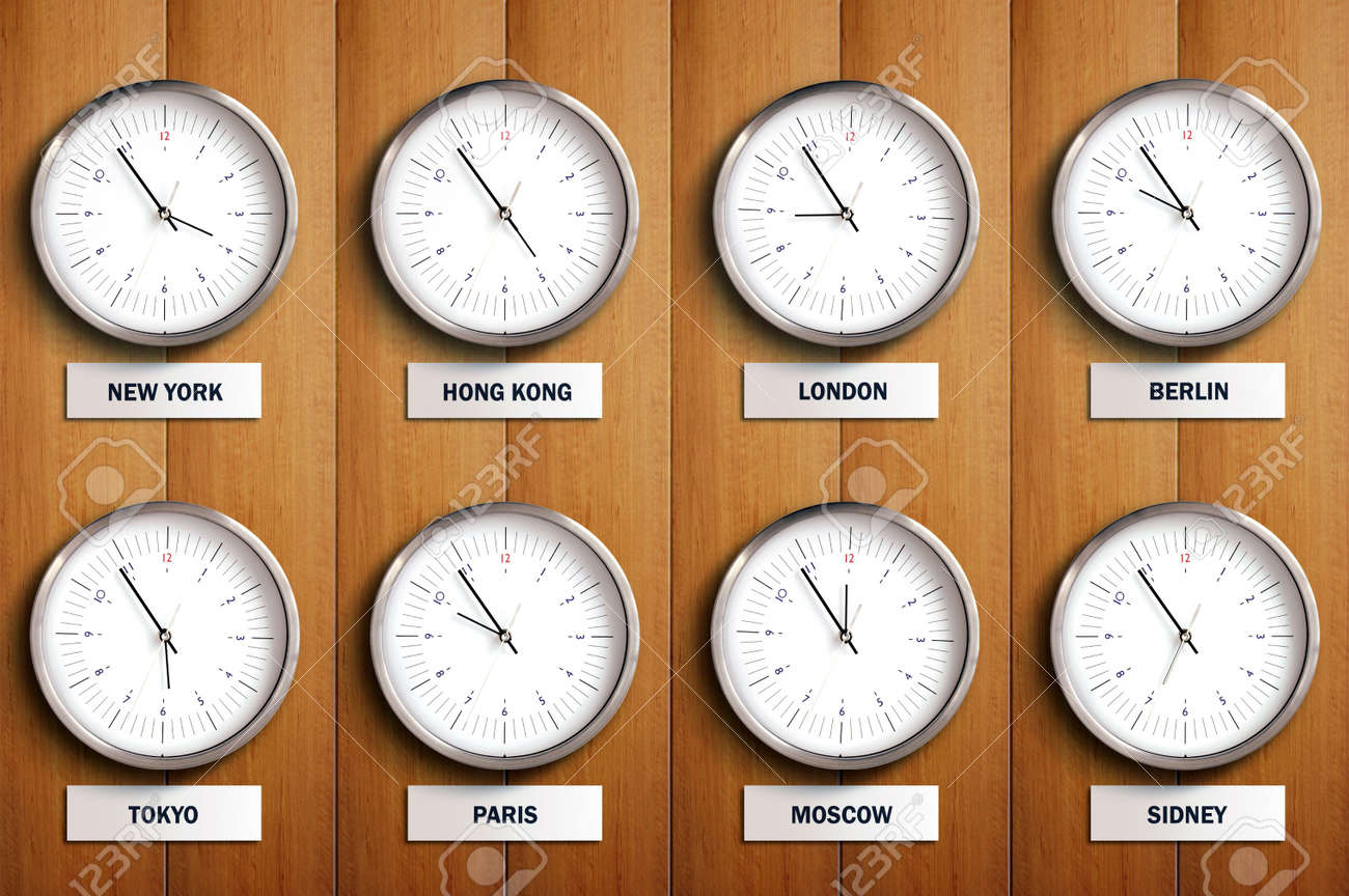 Time Zone Stock Photo, Picture And Royalty Free Image. Image 225286.