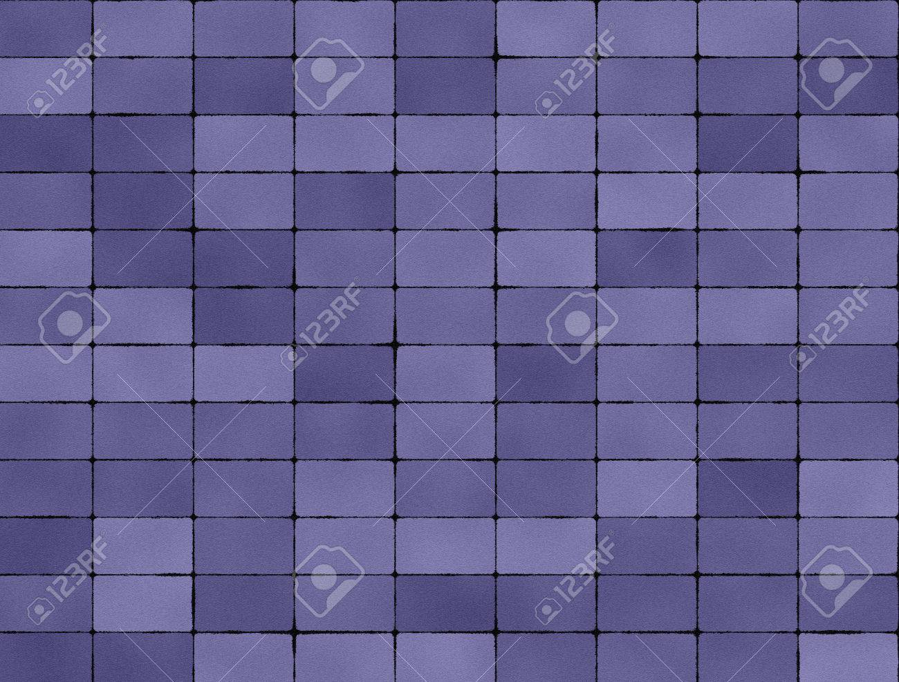 Seamless texture of purple tiles stock photo picture and royalty