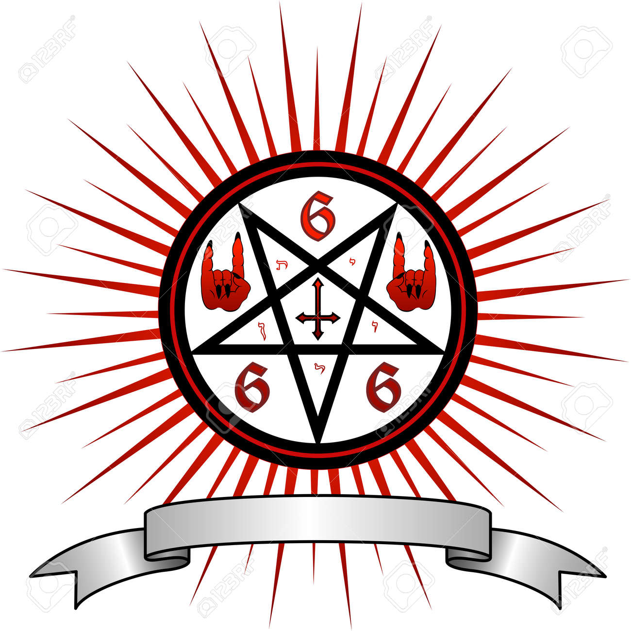 Pics of satanic symbols choice image symbol and sign ideas illustration full of magic and satanic symbols royalty free illustration full of magic and satanic symbols biocorpaavc