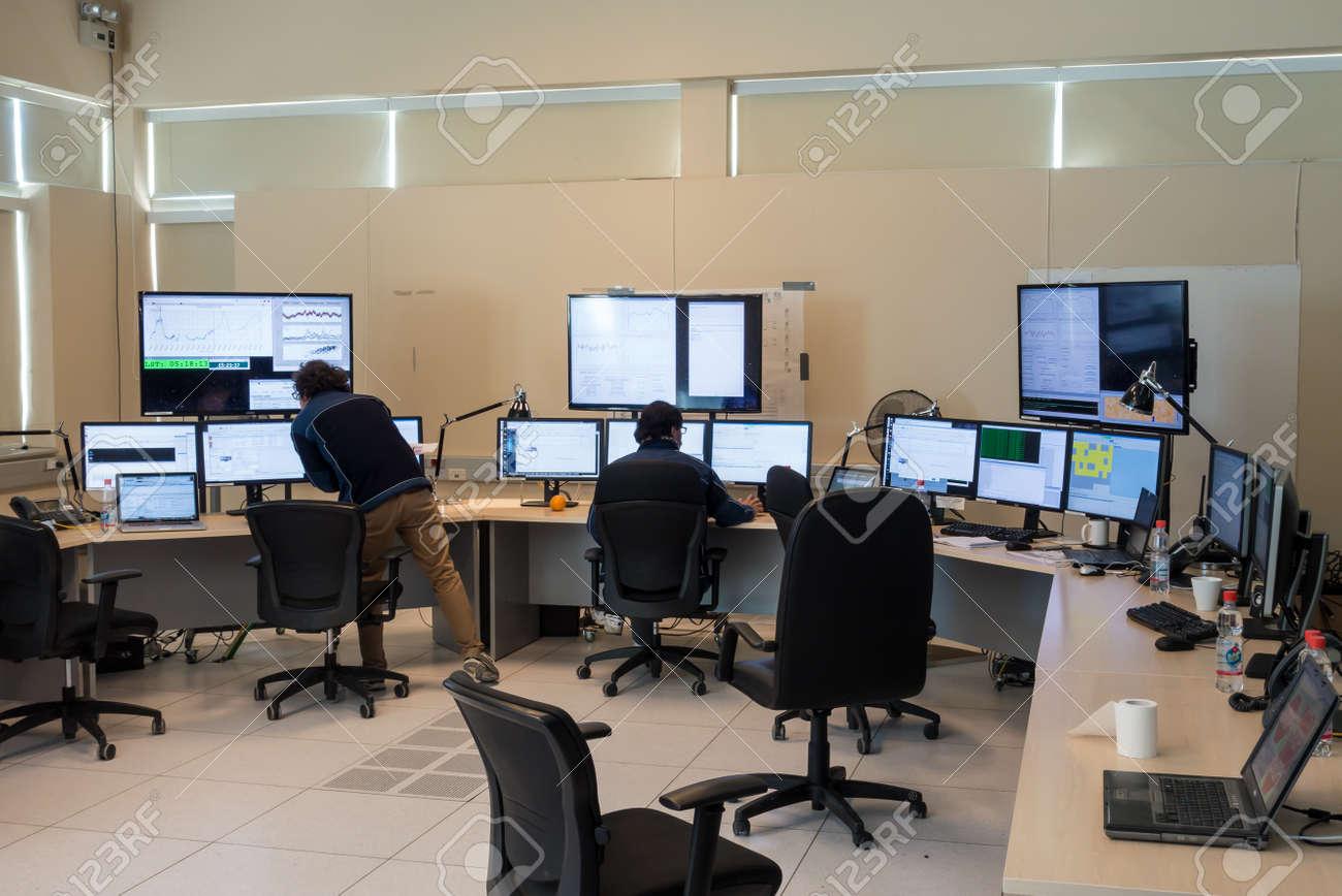 Empreinte digitale et contrôle d accès dans un immeuble de bureaux