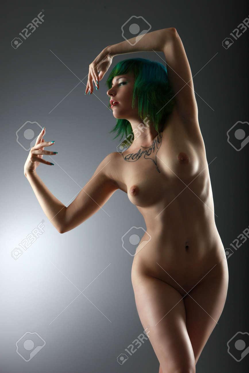 artistic nude artistic nude Stock Photo - 5413361