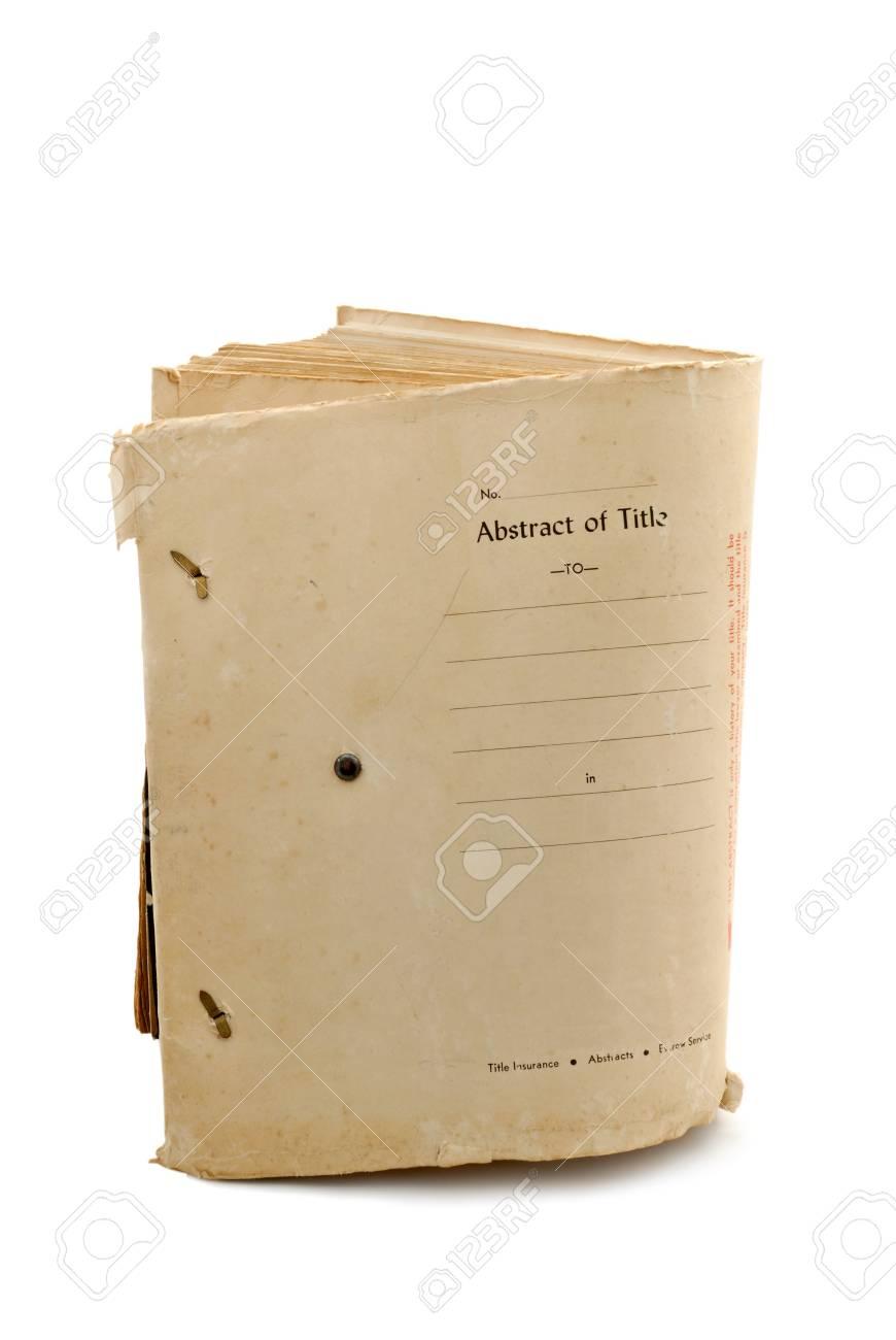 Eine Alte Urkunde Zusammenfassung Für Ein Haus Viel Platz Für Text
