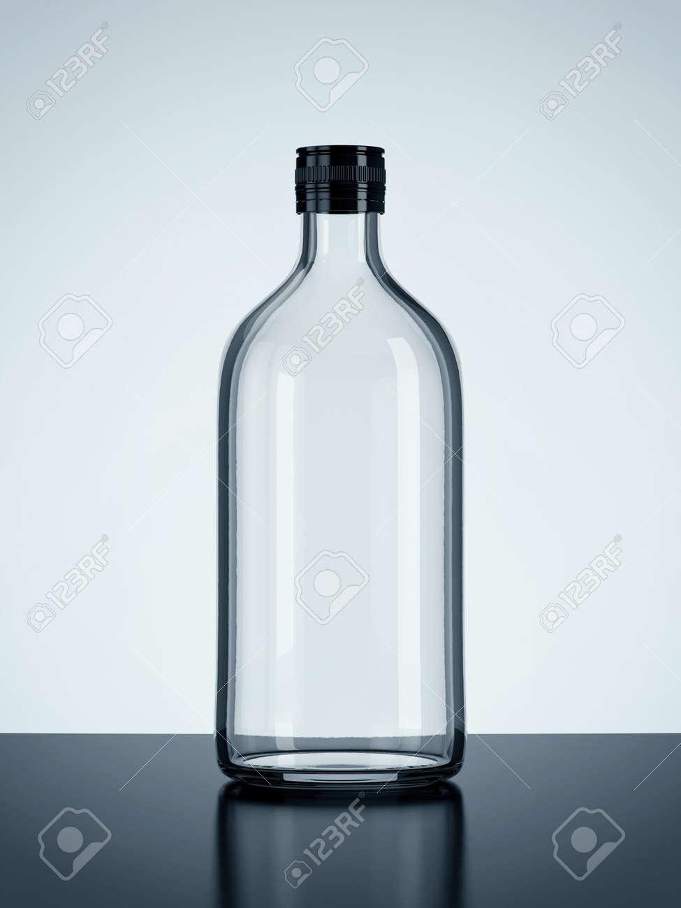 Bottle on floor - 32423647