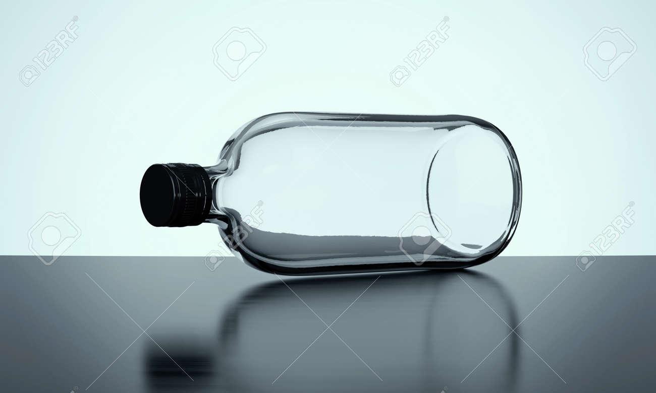 Bottle on floor - 32423648