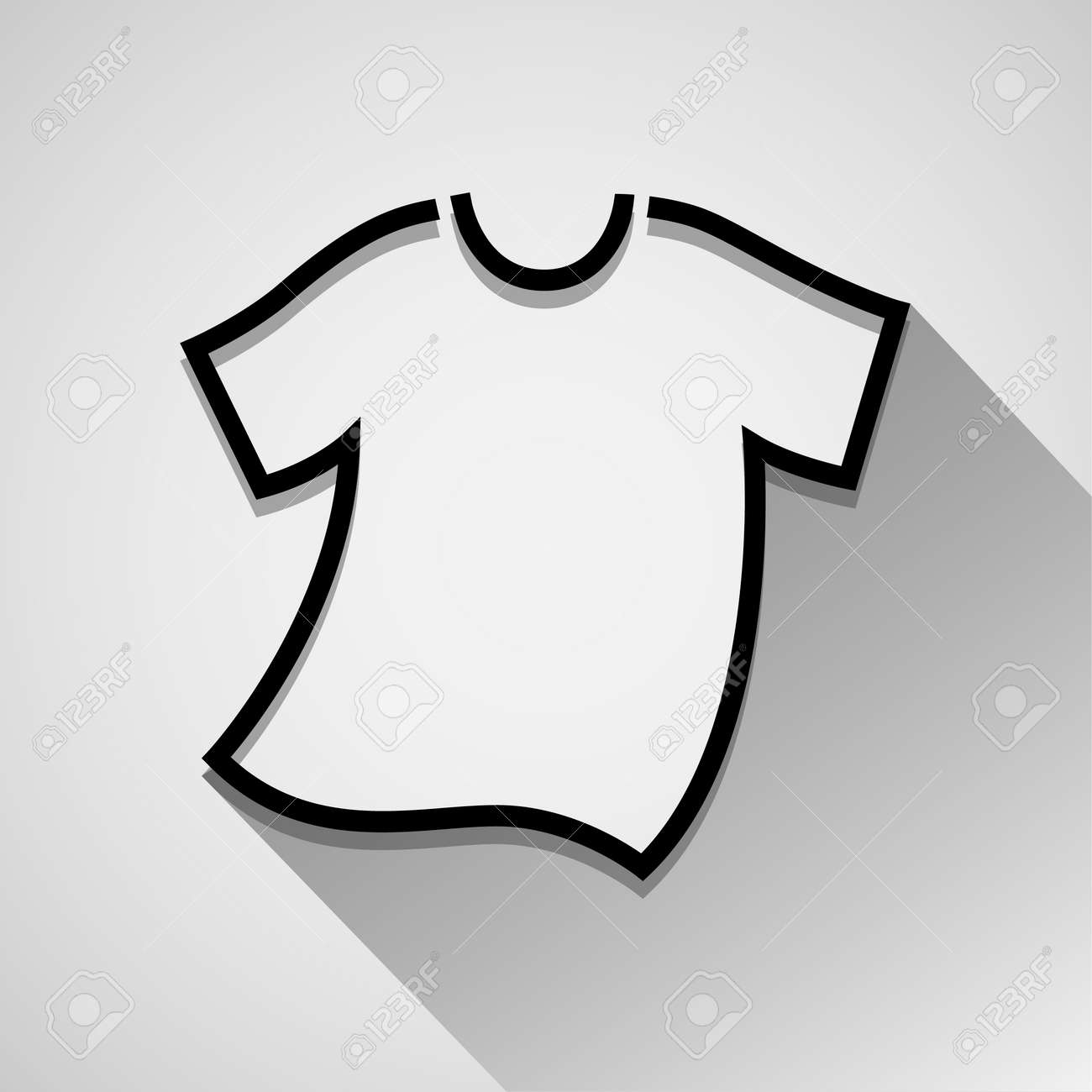 t shirt icon royalty free cliparts vectors and stock illustration image 37517008 t shirt icon
