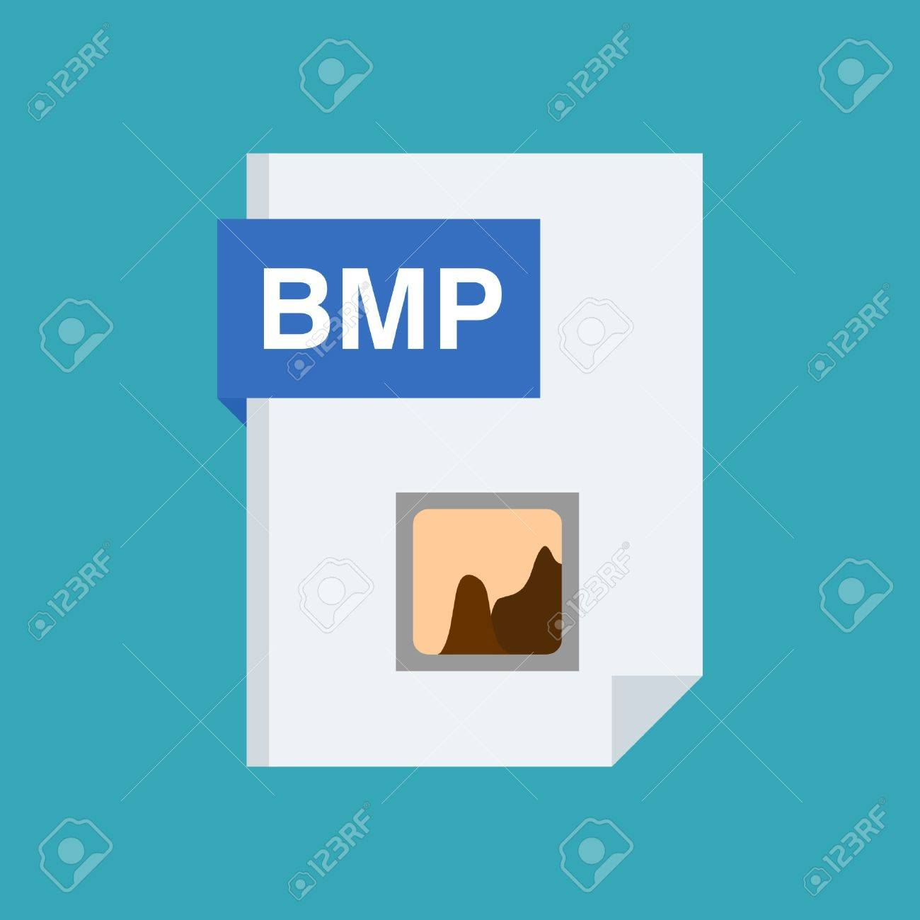 BMP File Format type extension