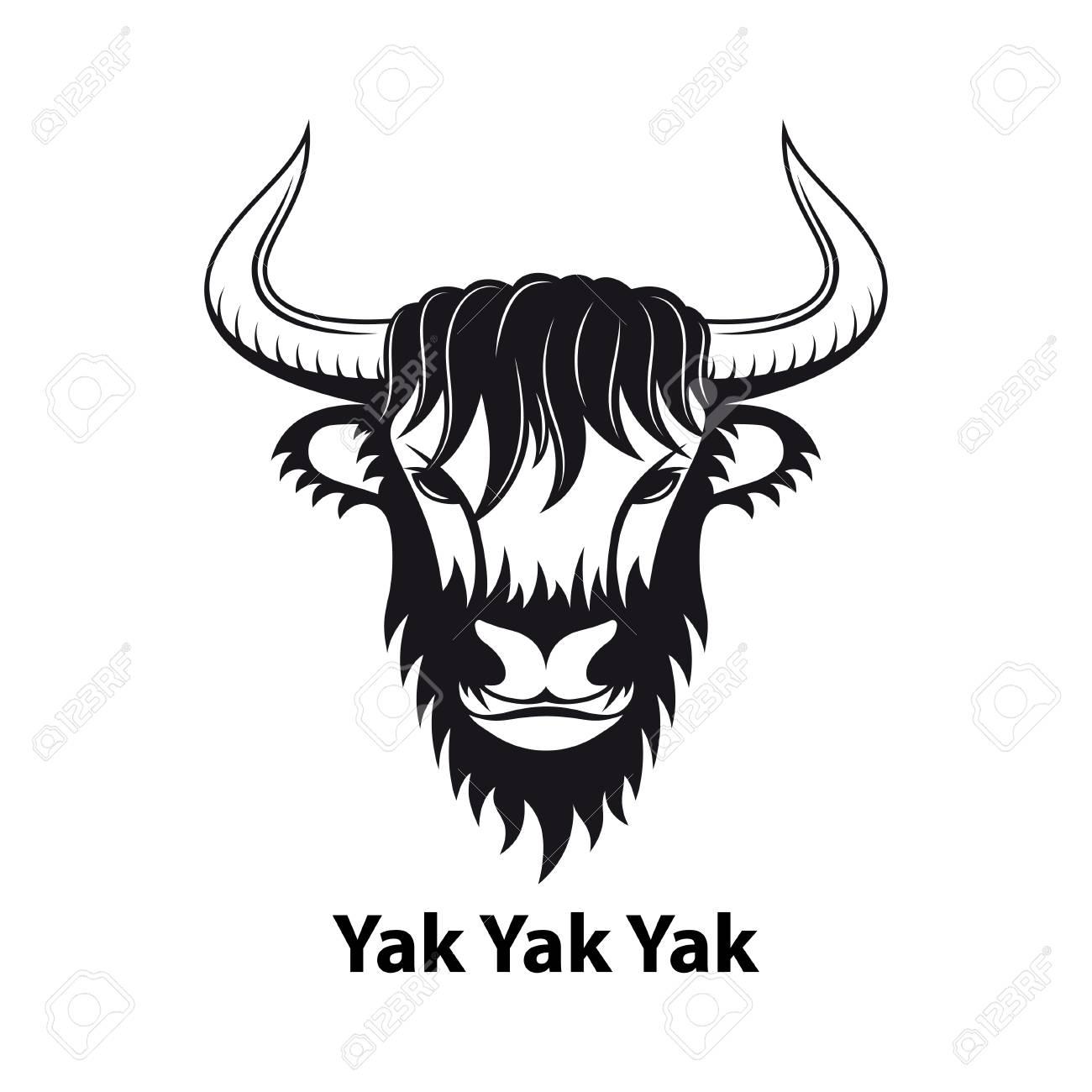 Yak Clipart Black And White Wwwtopsimagescom