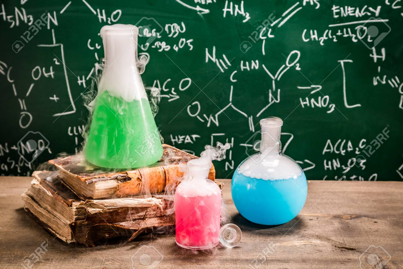 Practical chemical tests in laboratory