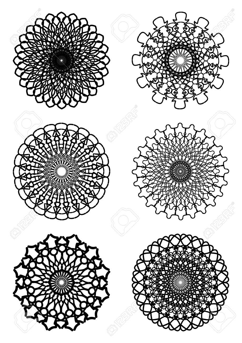 Geometric Circle Patterns New Inspiration Ideas
