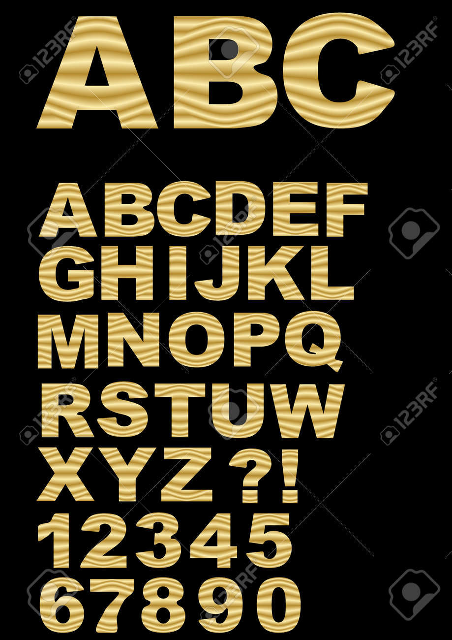 Dorable Decorative Alphabet Letters For Walls Model - All About ...