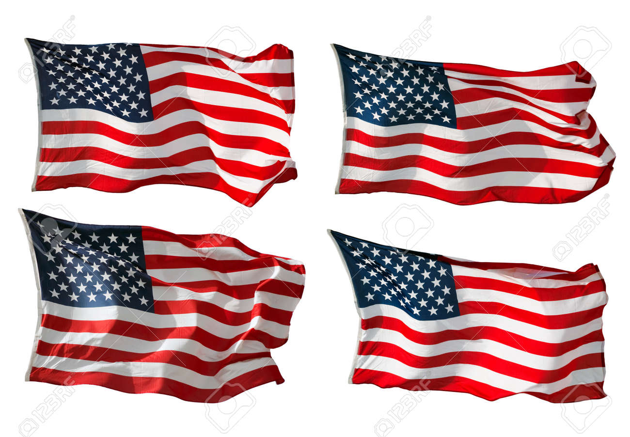 US Flag Stock Photo - 9750434