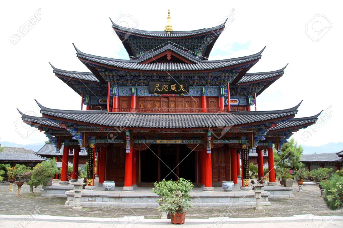 Китайские дома