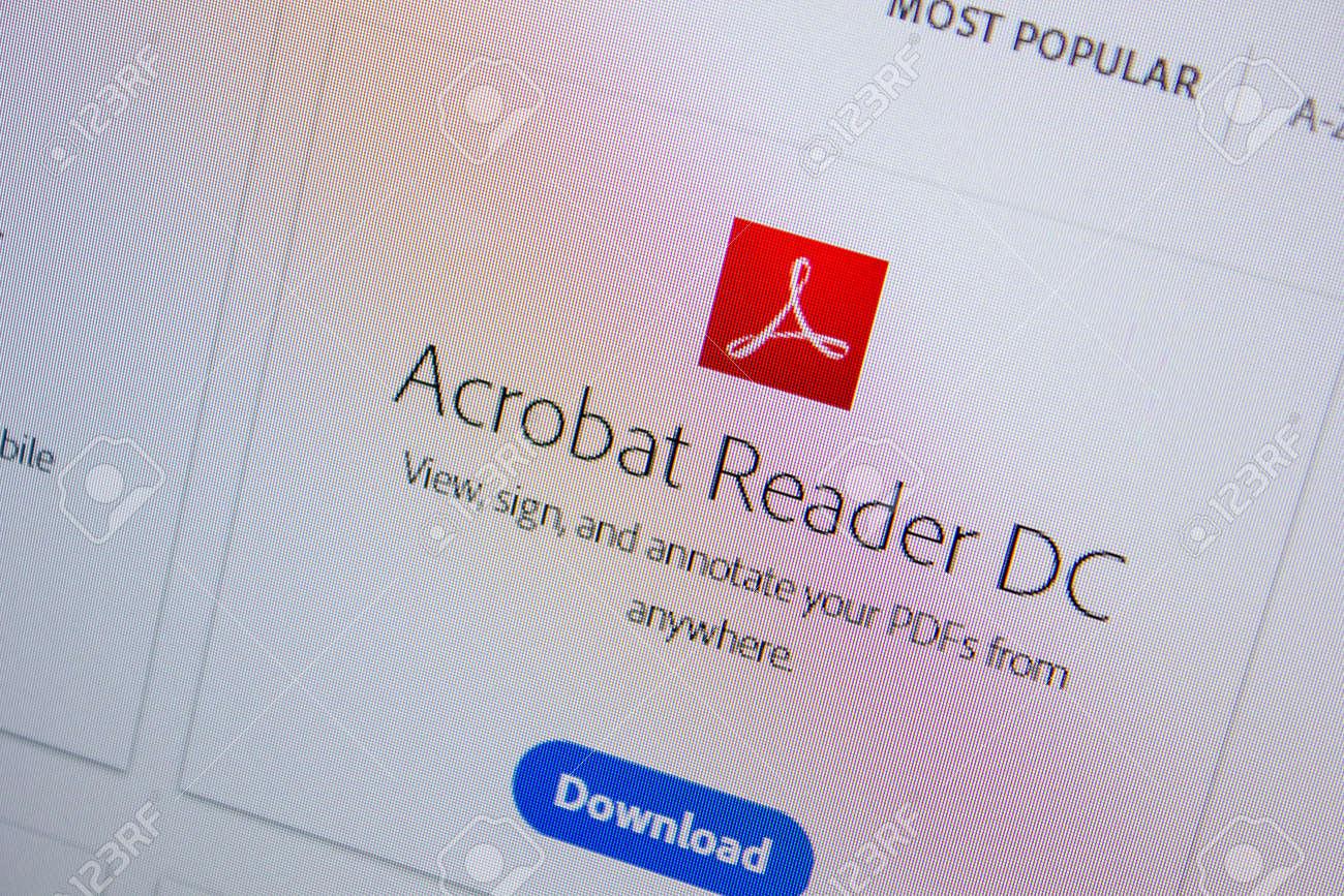 adobe reader official site