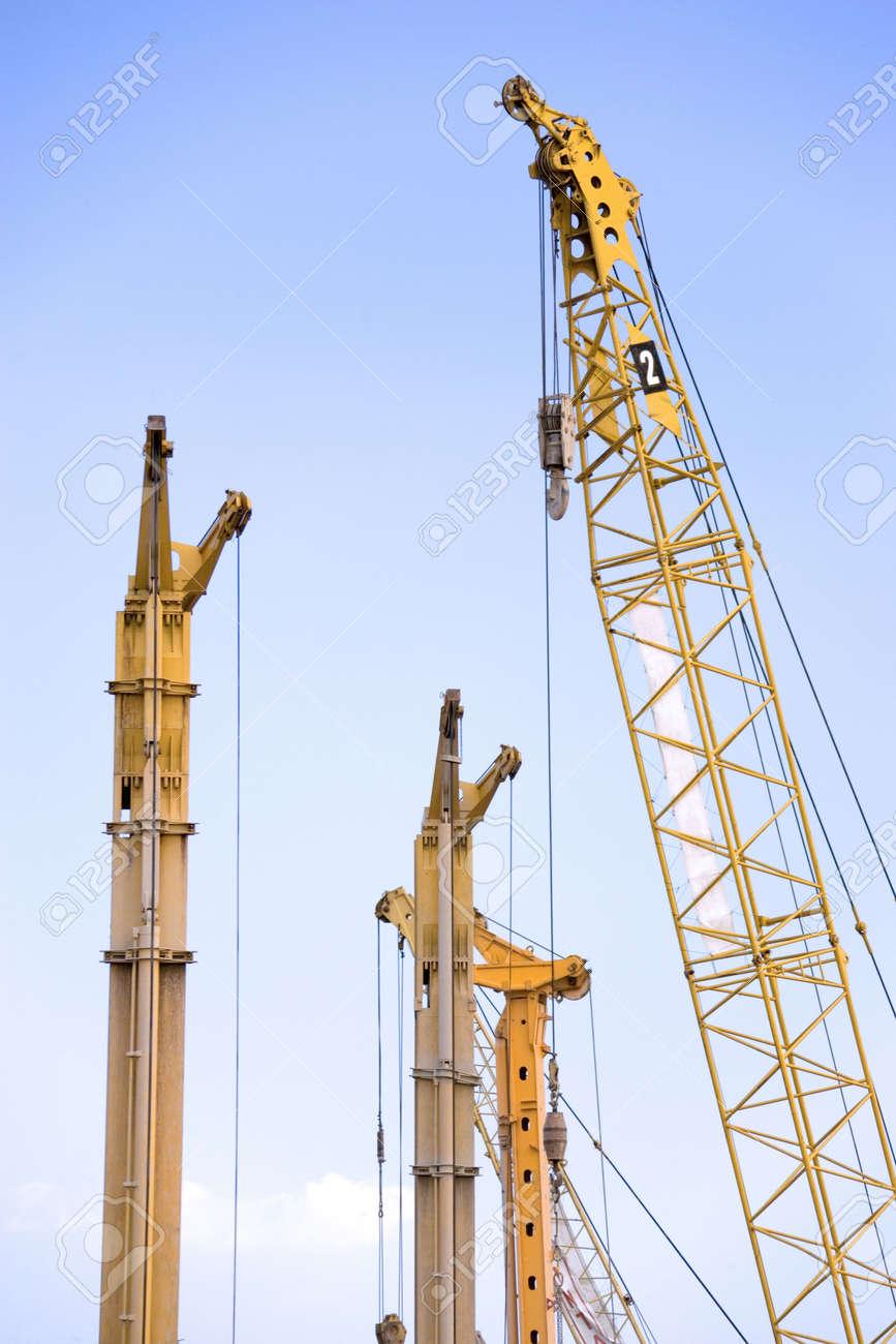 Cranes Stock Photo - 779214
