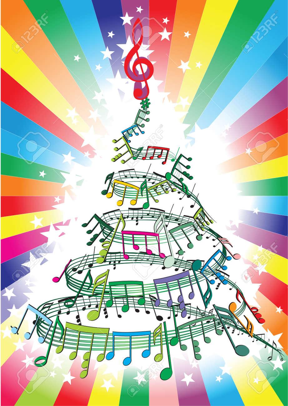Новый год музыкальные картинки
