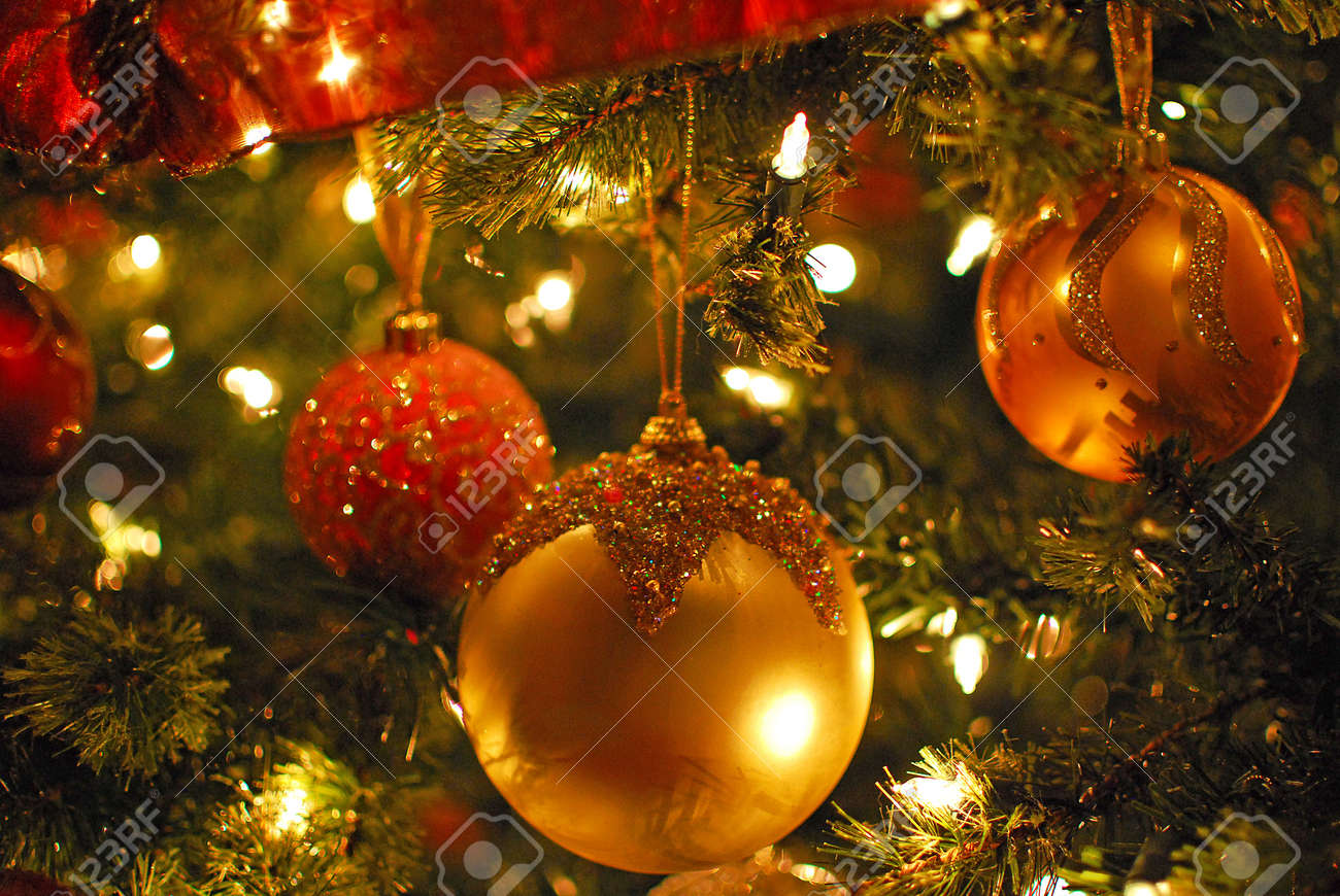 An image of a Christmas Tree ornament - 11645990