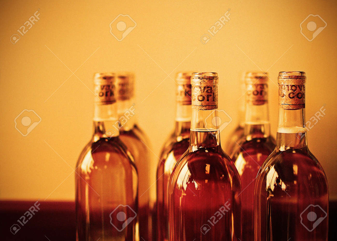 An image of several bottles of wine - 11645996