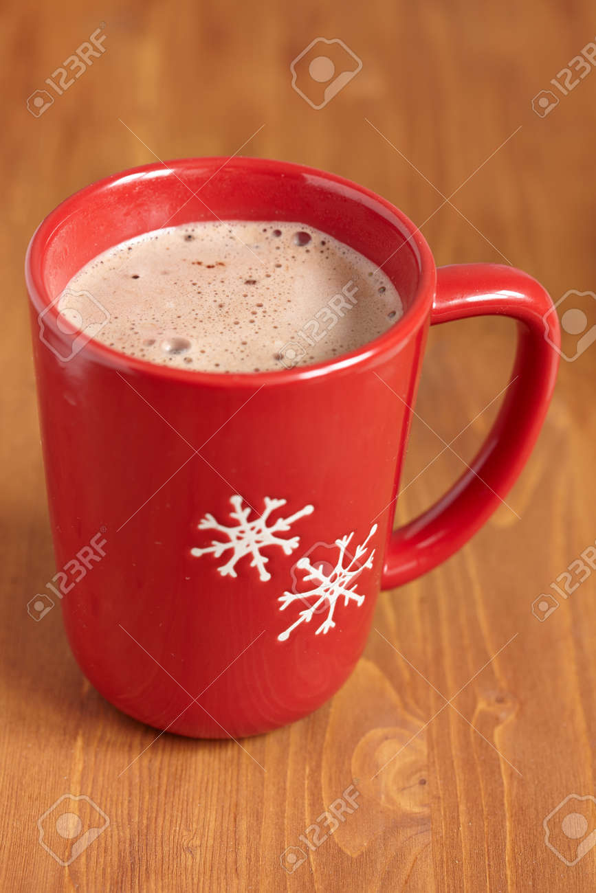 Hot Chocolate Mug Stock Photo - 22388081