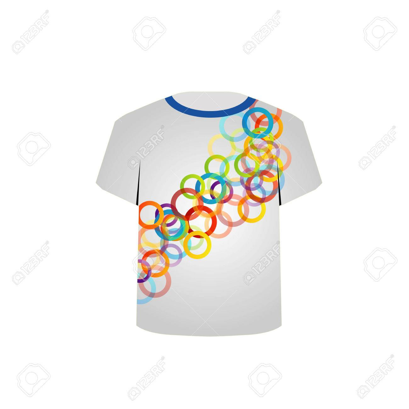 graphic about Printable T Shirt Template called T Blouse Template with Printable t-blouse impression