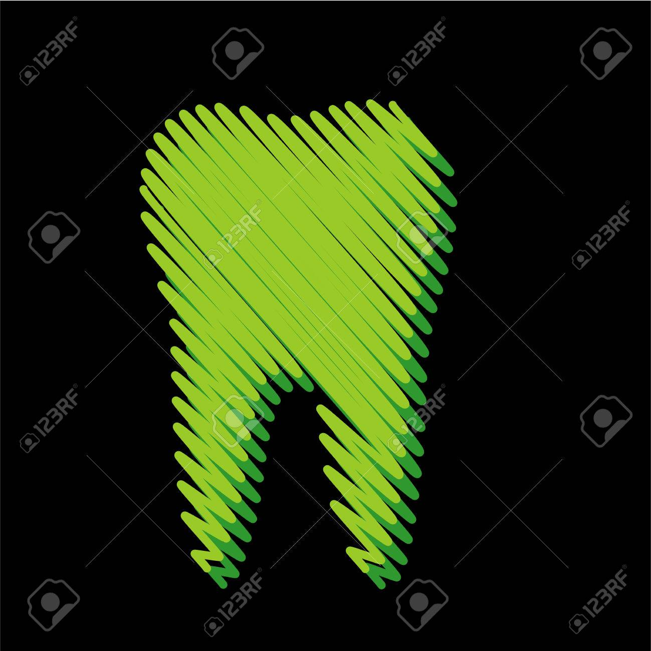 Tooth Graphic For Dentist Royalty Free Cliparts, Vectors, And ...
