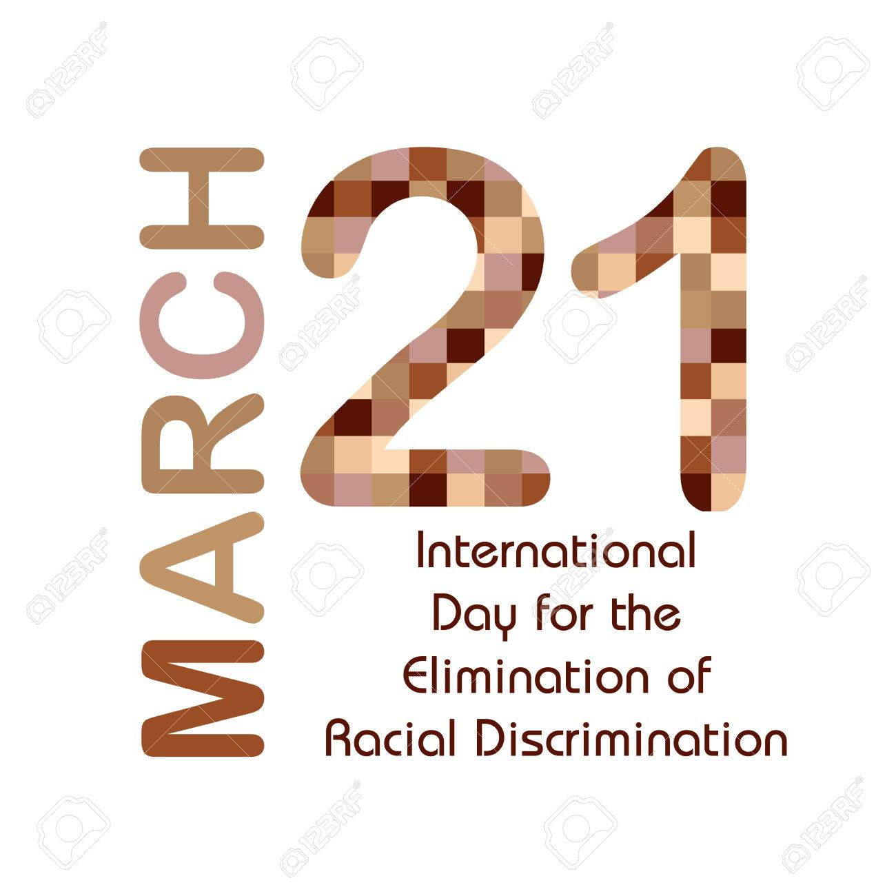 March 21 international day for elimination of racism royalty free march 21 international day for elimination of racism stock vector 54970920 biocorpaavc Images