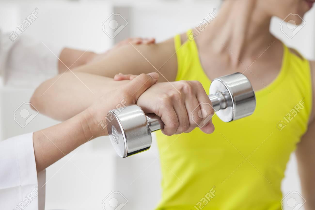 Rehabilitation of people who work hard. - 60456389