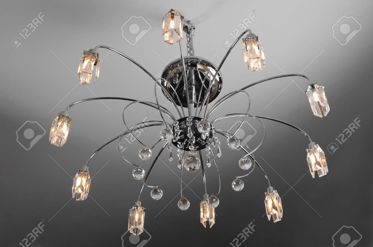 Kronleuchter Lampe ~ Modernes element der dekoration kronleuchter lampe luxus mode
