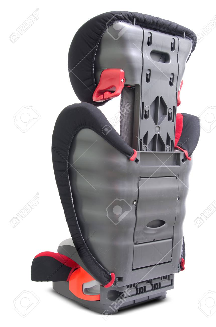 Child car seat. Isolated on white background. Stock Photo - 12713216