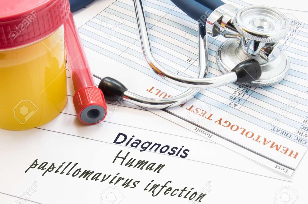 Papilloma virus esame urine