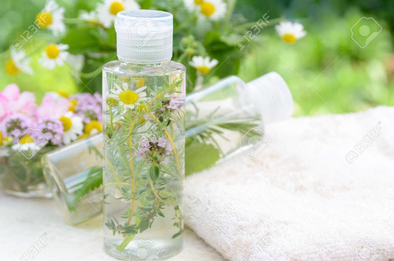 natural cosmetics - 58522644