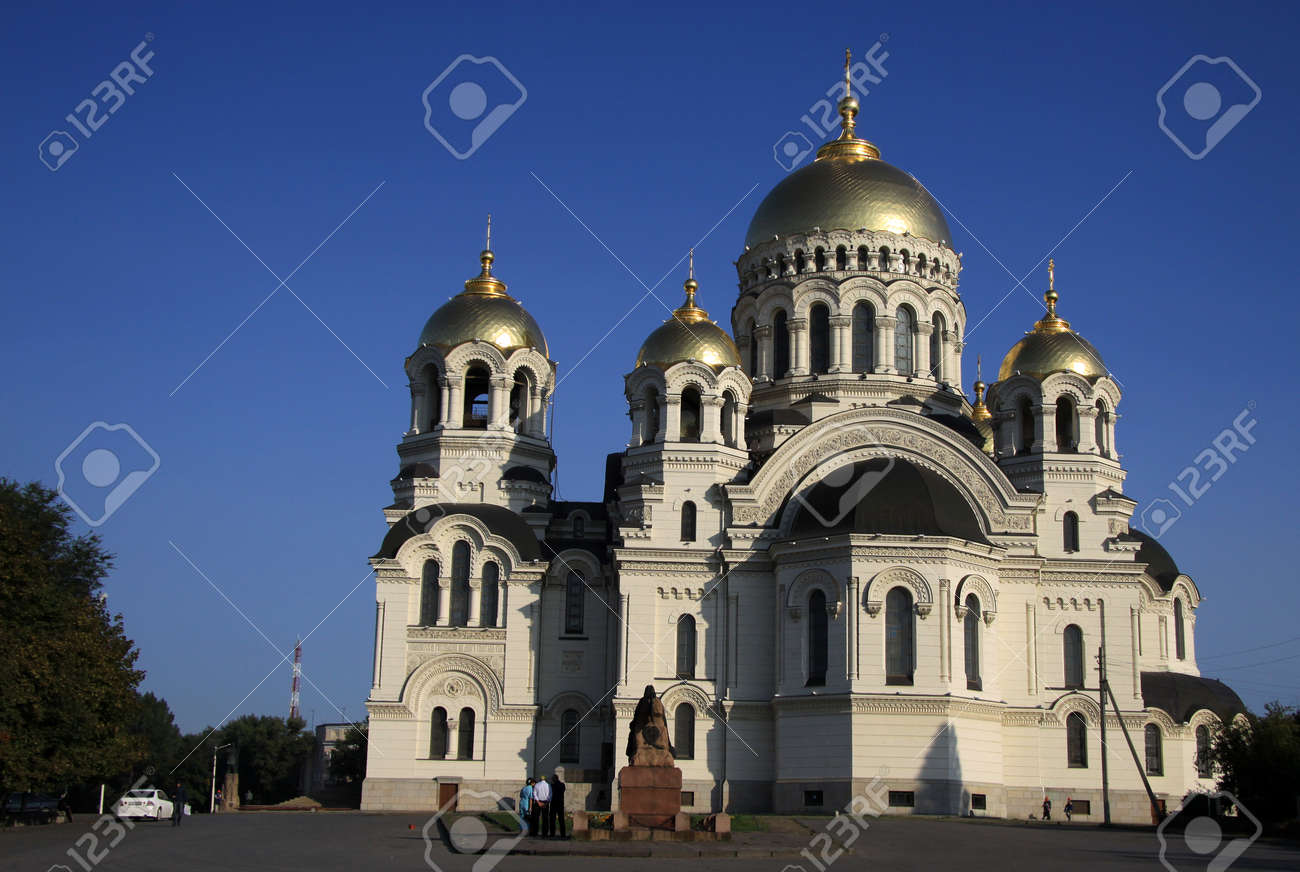 Ascension Cathedral Novocherkassk: history, description and interesting facts 18