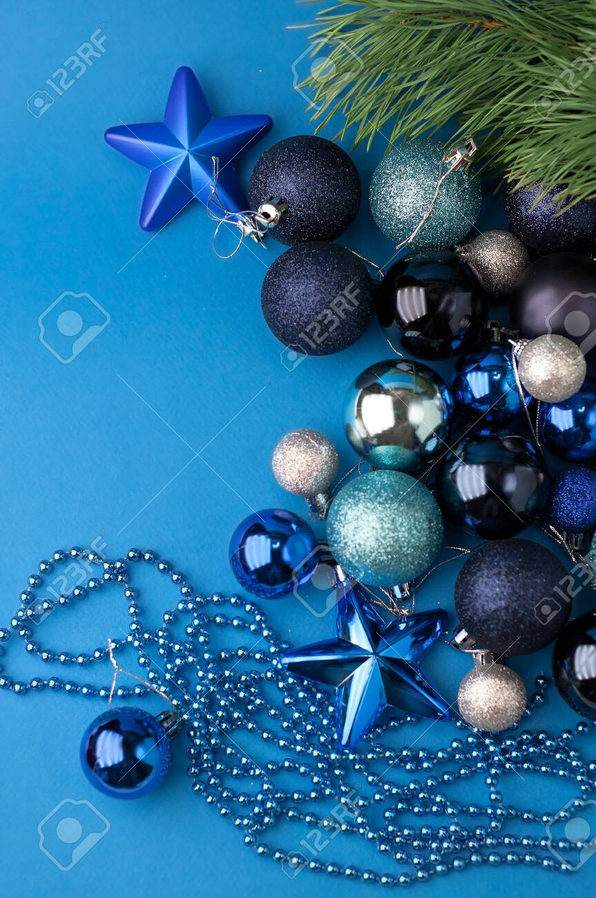 Download Blue Christmas Background Gif