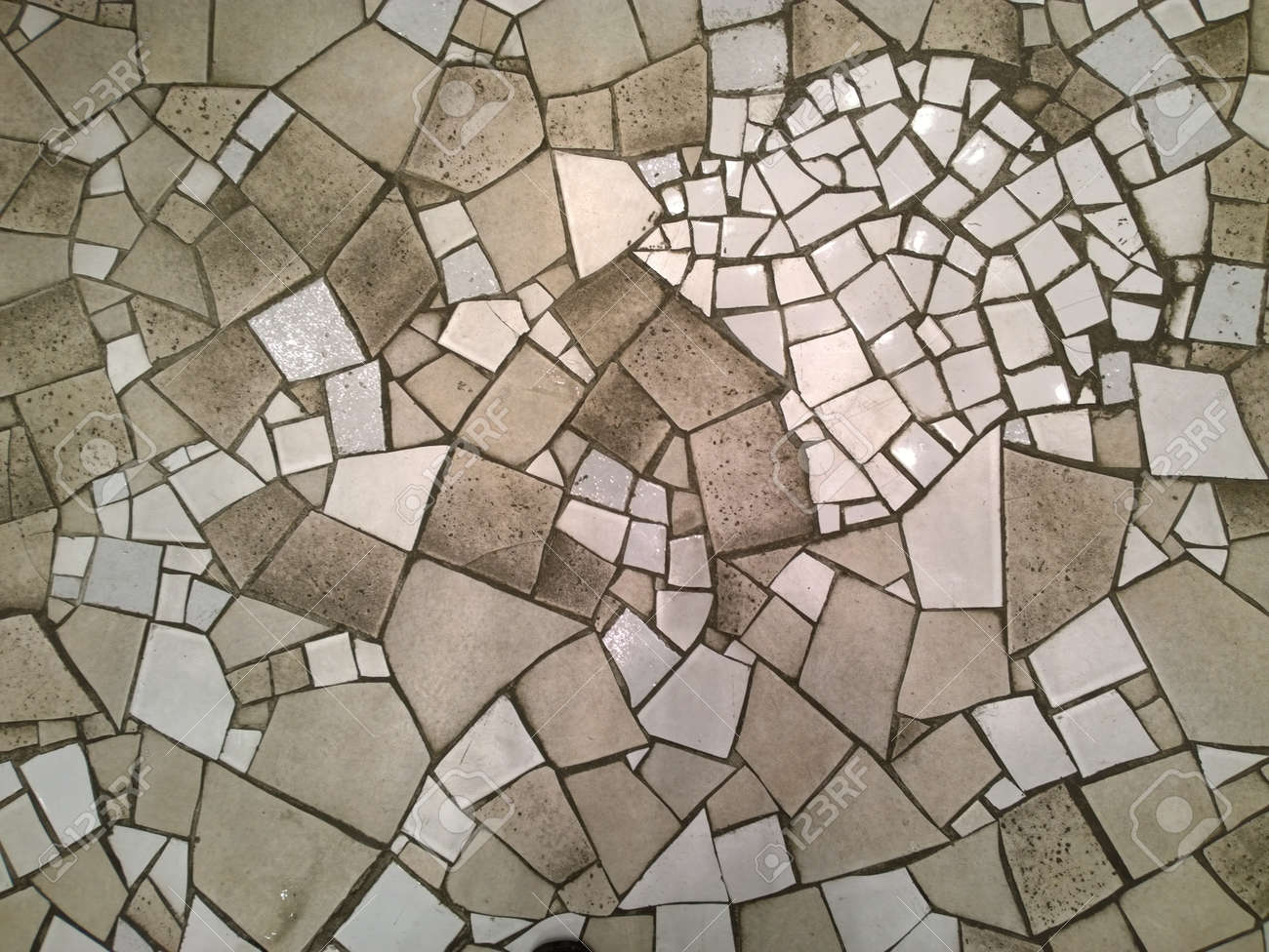 Broken tiles stock photo picture and royalty free image image broken tiles stock photo 28370072 dailygadgetfo Choice Image