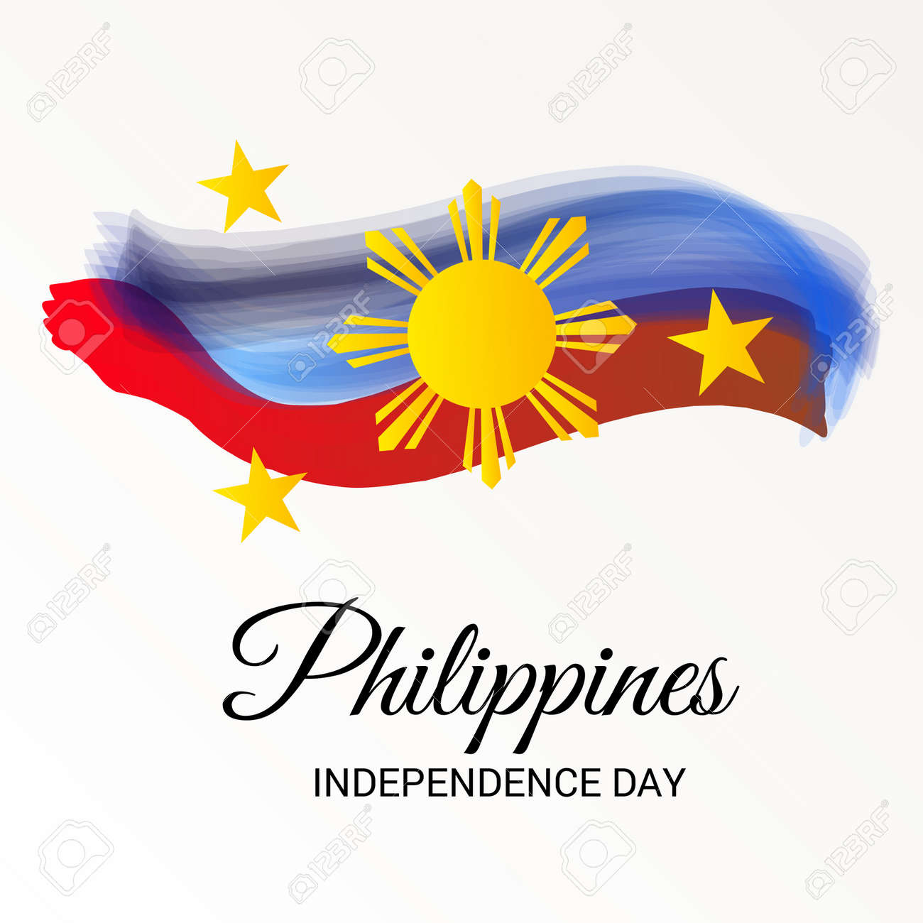 philippines independence day royalty free cliparts vectors and rh 123rf com