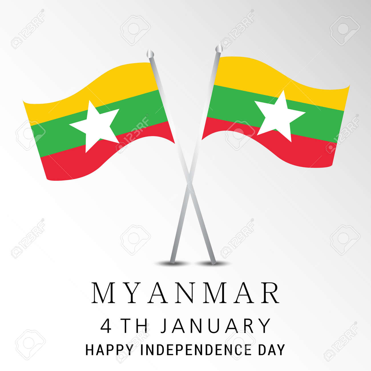 myanmar independence history
