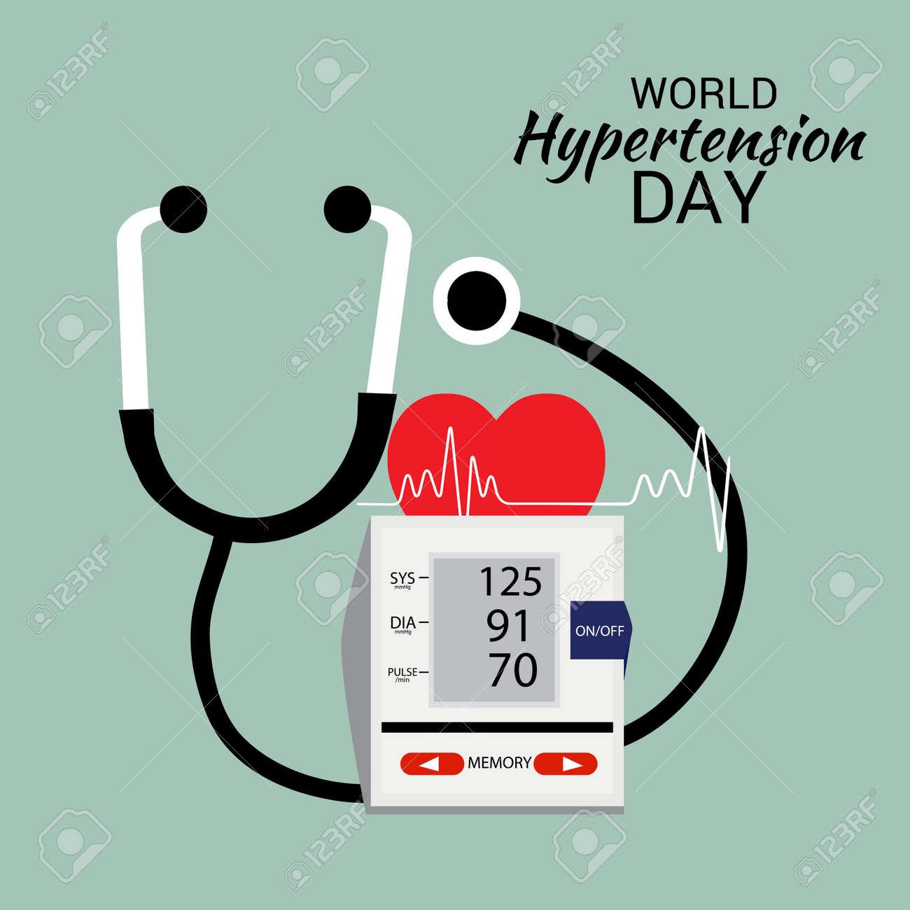 World Hypertension Day. - 101453993